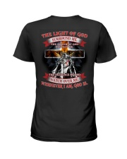 The Light Of God Ladies T-Shirt thumbnail