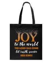 Joy To The World Tote Bag thumbnail