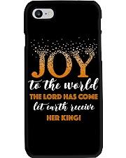Joy To The World Phone Case thumbnail