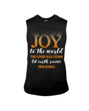 Joy To The World Sleeveless Tee thumbnail