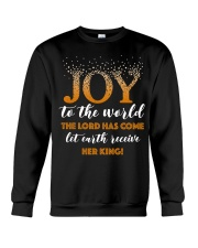 Joy To The World Crewneck Sweatshirt thumbnail