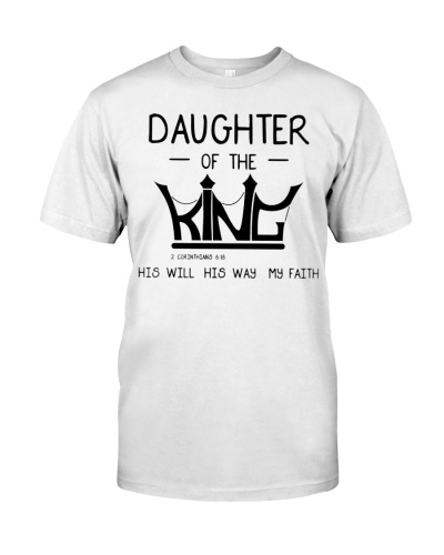 daughter of the king