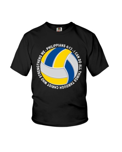 Volleyball I Can Do All Things