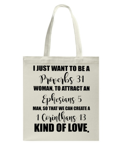 I Just Want To Be A Proverbs 31 Woman