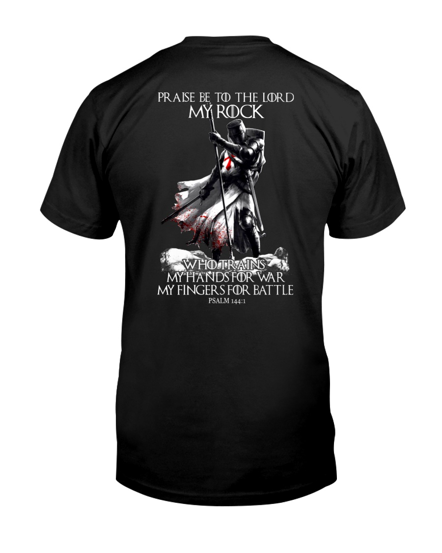 praise be to the lord Kight Templar Classic T-Shirt