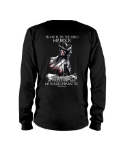 praise be to the lord Kight Templar Long Sleeve Tee thumbnail