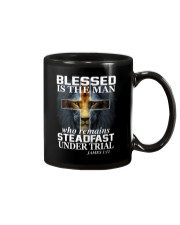 Blessed Is The Man Mug thumbnail