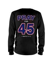 Pray for 45 Long Sleeve Tee thumbnail