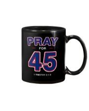 Pray for 45 Mug thumbnail