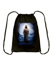 Jesus Drawstring Bag thumbnail