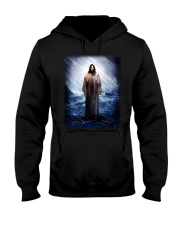 Jesus Hooded Sweatshirt thumbnail