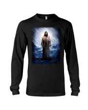 Jesus Long Sleeve Tee thumbnail