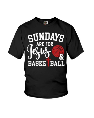 Sundays Are For Jesus and Basketball