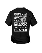 Cover Yourself also in prayer Youth T-Shirt thumbnail