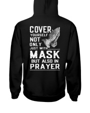 Cover Yourself also in prayer Hooded Sweatshirt thumbnail