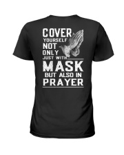 Cover Yourself also in prayer Ladies T-Shirt thumbnail