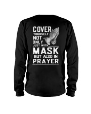 Cover Yourself also in prayer Long Sleeve Tee thumbnail