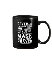 Cover Yourself also in prayer Mug thumbnail