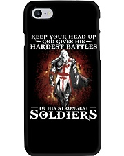 keep your head up Phone Case thumbnail