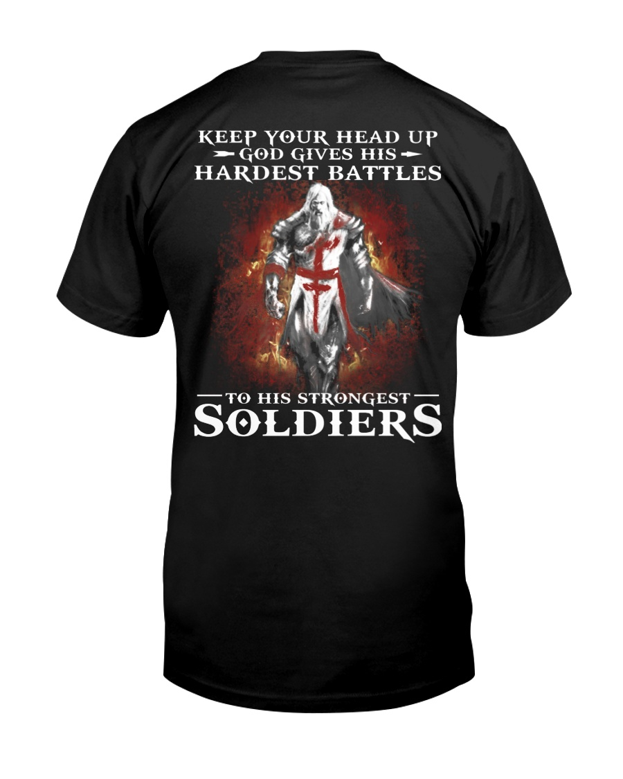 keep your head up Classic T-Shirt