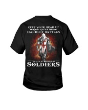 keep your head up Youth T-Shirt thumbnail