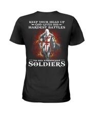 keep your head up Ladies T-Shirt thumbnail