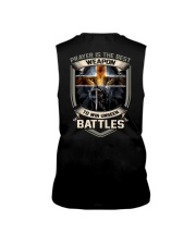 Prayer Is The Best Weapon Sleeveless Tee tile
