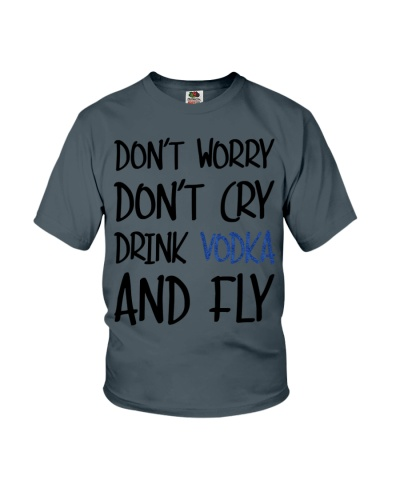 Drink Vodka and Fly