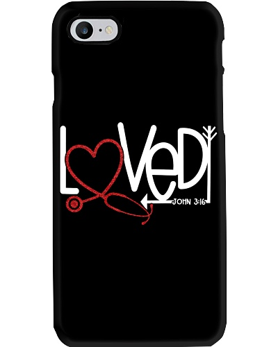 Loved - John 3:16 - Nurse