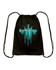 Forgiven Drawstring Bag thumbnail