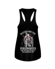 Blessed are the Peacemakers Ladies Flowy Tank thumbnail