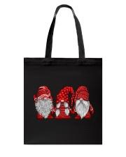 Gnomes Christmas Tote Bag thumbnail