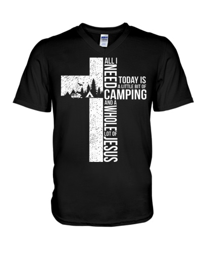 Camping I Can Do All Things