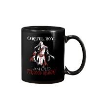 Careful Boy Old Knight Mug thumbnail