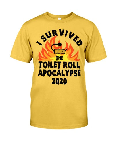 I survived the toilet roll apocalypse 2020