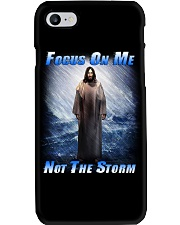 Focus On Me Not The Storm 2 Phone Case thumbnail