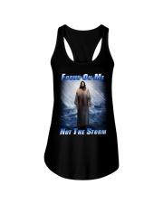 Focus On Me Not The Storm 2 Ladies Flowy Tank thumbnail