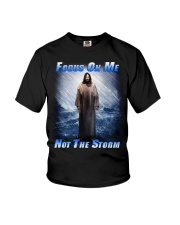 Focus On Me Not The Storm 2 Youth T-Shirt thumbnail