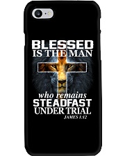 Blessed Is The Man Phone Case thumbnail