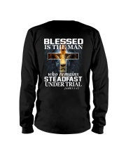 Blessed Is The Man Long Sleeve Tee thumbnail