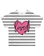 Loved  All-over T-Shirt front