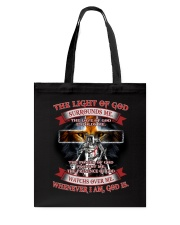 The Light Of God  Tote Bag thumbnail