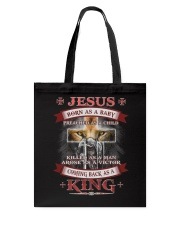 JESUS 2 Tote Bag thumbnail