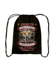JESUS 2 Drawstring Bag thumbnail