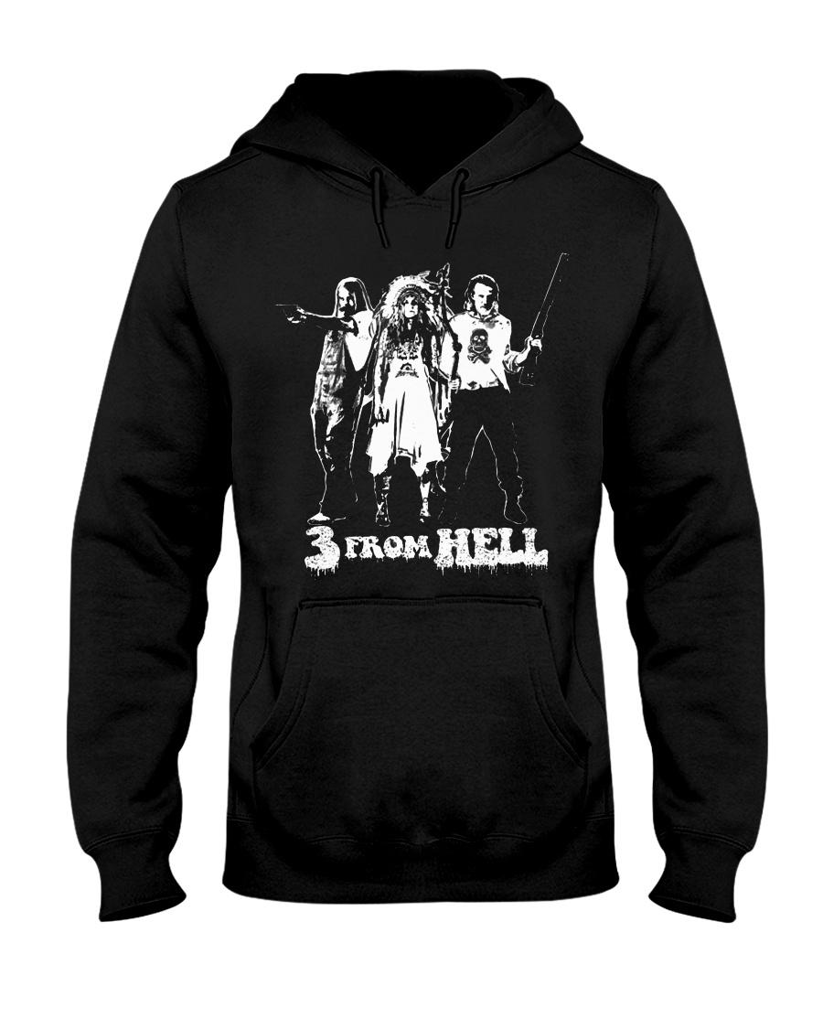 3 FROM HELL Hooded Sweatshirt