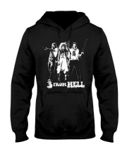 3 FROM HELL Hooded Sweatshirt front
