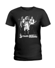 3 FROM HELL Ladies T-Shirt thumbnail
