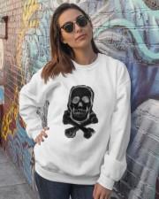 FOXY Crewneck Sweatshirt lifestyle-unisex-sweatshirt-front-3