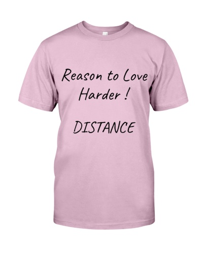 Distance is a good reason to Love Harder