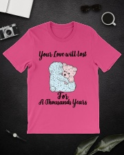 Your love will lost for a thousand years  Classic T-Shirt lifestyle-mens-crewneck-front-16